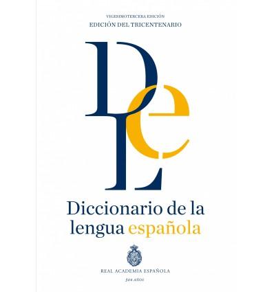 Diccionario de la lengua española (23ª. edición)