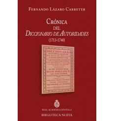 Crónica del Diccionario de Autoridades (1713-1740)