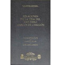 Relaciones de la vida del escudero Marcos de Obregón