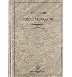 Epistolario de Lope de Vega. Tomo II.