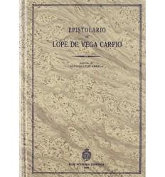 Epistolario de Lope de Vega. Tomo III.