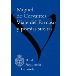 Viaje del Parnaso y poesías sueltas (libro digital)