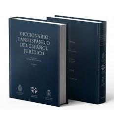 Diccionario panhispánico jurídico