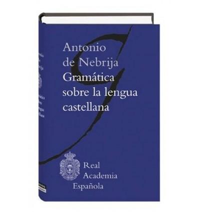 Gramática sobre la lengua castellana (libro digital)